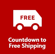Countdown to Free Shipping